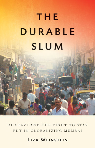 Book cover The durable slum